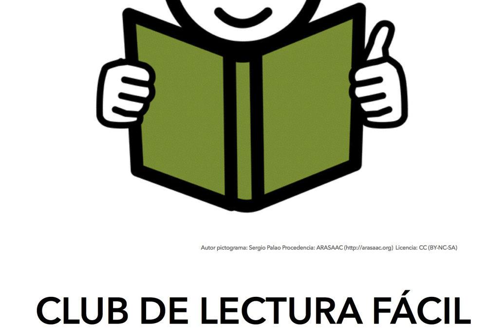 Club de lectura fácil, creando espazos lectores inclusivos.