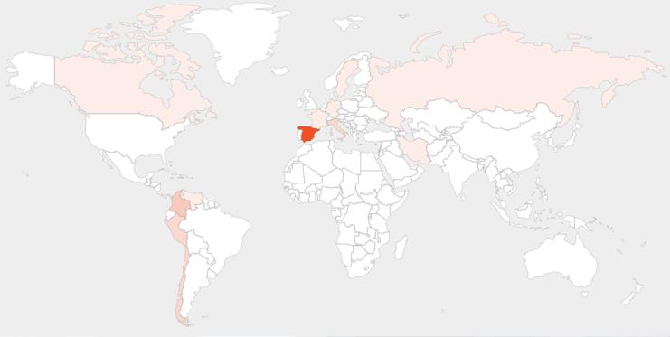 FIC Andaina, cada ano máis internacional.
